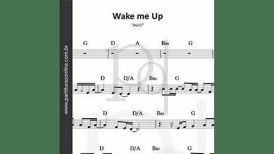 Wake me Up | Avicii