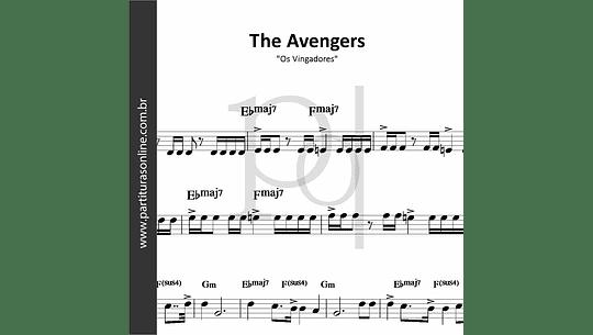 The Avengers   Os Vingadores