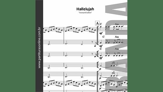Hallelujah | Banda de Música
