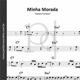 Minha Morada | Isadora Pompeo