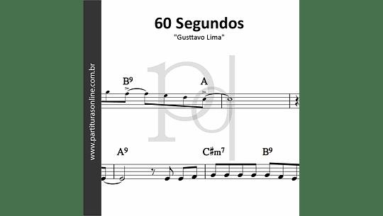 60 Segundos | Gusttavo Lima