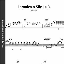 Jamaica a São Luís | Alcione