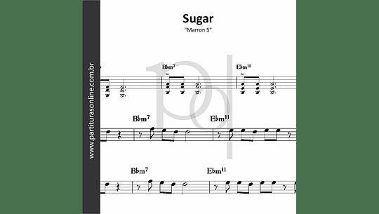 Sugar   Marron 5