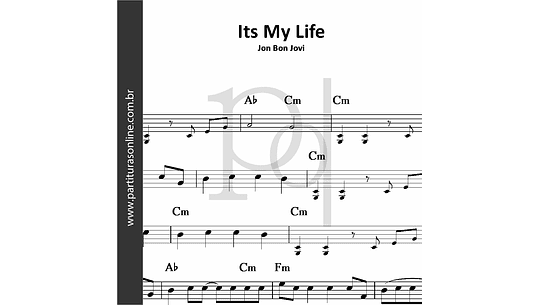 It's My Life | Bon Jovi