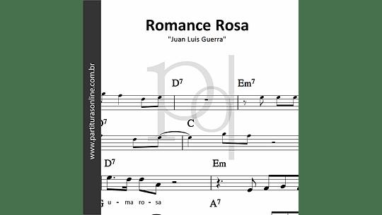 Romance Rosa | Juan Luis Guerra