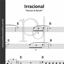 Irracional | Marcos & Belutti