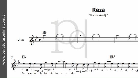Reza   Marina Araújo
