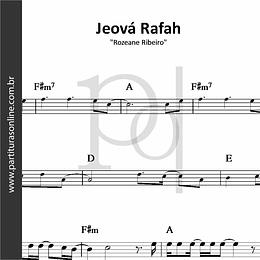 Jeová Rafah | Rozeane Ribeiro