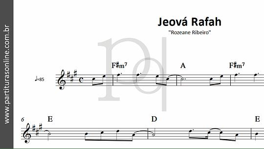 Jeová Rafah   Rozeane Ribeiro