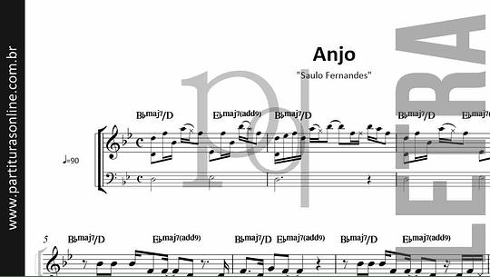 Anjo | Saulo Fernandes
