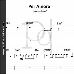 Per Amore | Lorenza Pozza