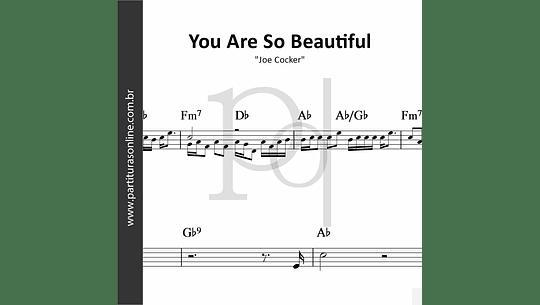 You Are So Beautiful | Joe Cocker