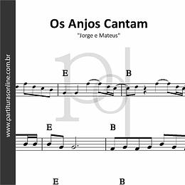 Os Anjos Cantam | Jorge e Mateus