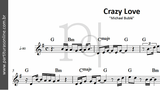 Crazy Love | Michael Bublé
