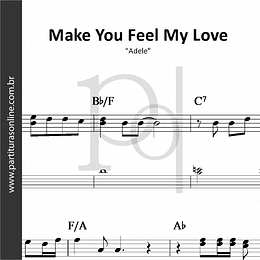 Make You Feel My Love | Adele