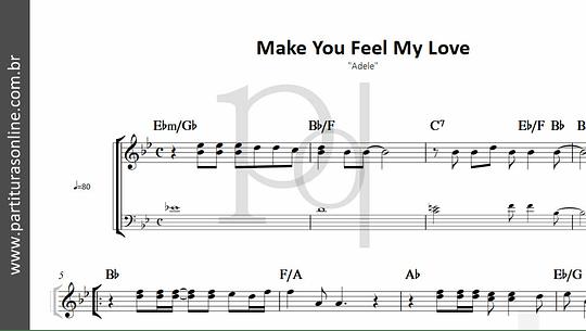 Make You Feel My Love | Adele