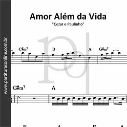 Amor Além da Vida | Cezar e Paulinho