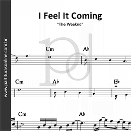 I Feel It Coming | The Weeknd