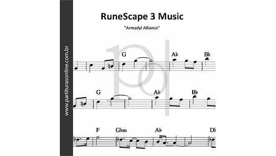 RuneScape 3 Music | Armadyl Alliance