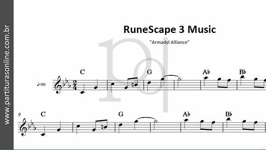 RuneScape 3 Music   Armadyl Alliance