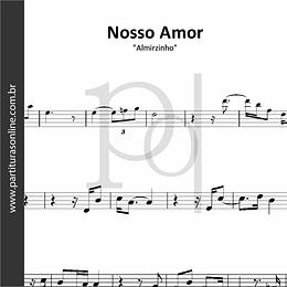 Nosso Amor | Almirzinho