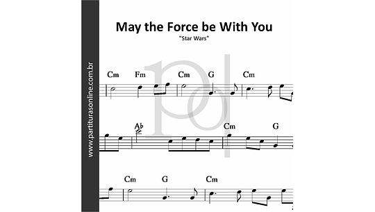 May the Force be With You | Star Wars