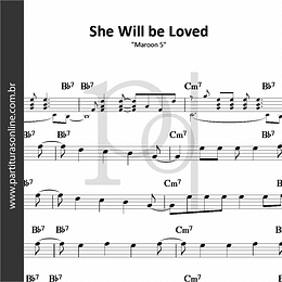 She Will be Loved | Maroon 5