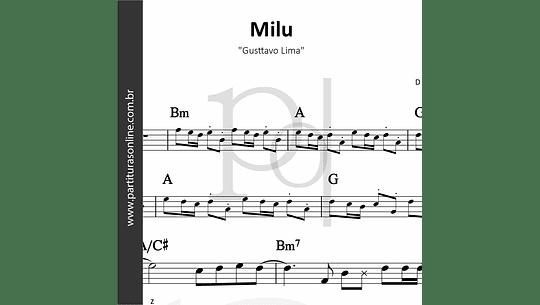 Milu | Gusttavo Lima