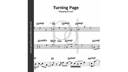 Turning Page   Sleeping At Last