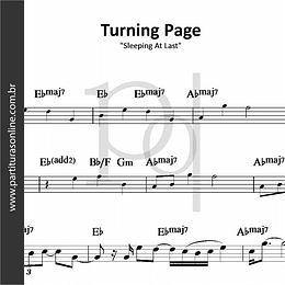 Turning Page | Sleeping At Last