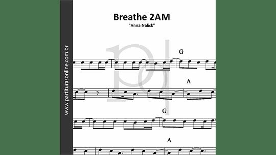Breathe 2AM | Anna Nalick