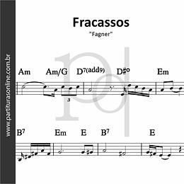 Fracassos | Fagner