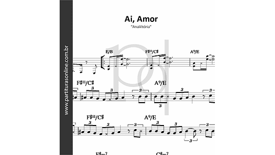 Ai, Amor | AnaVitória