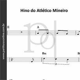 Hino do Atlético Mineiro