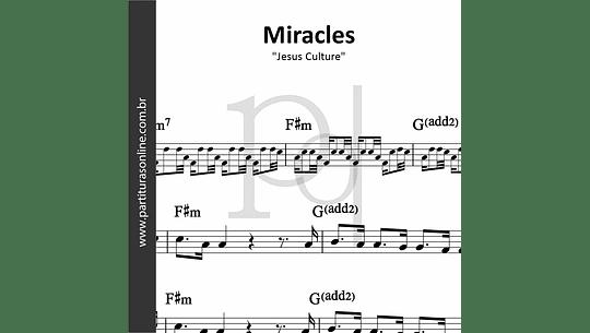 Miracles | Jesus Culture
