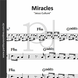 Miracles | Jesus Culture