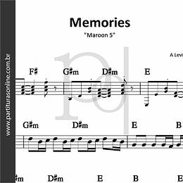 Memories | Maroon 5
