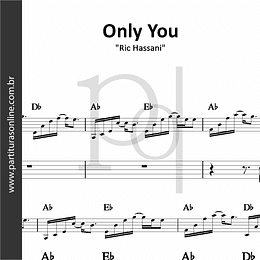 Only You | Ric Hassani