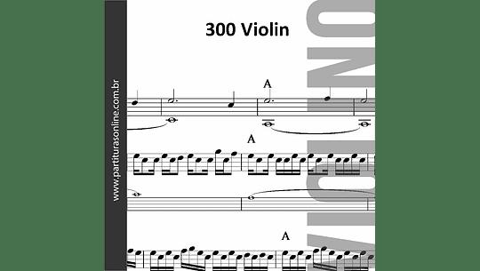 300 Violin