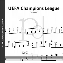 UEFA Champions League | Theme