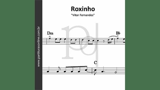 Roxinho | Vitor Fernandes