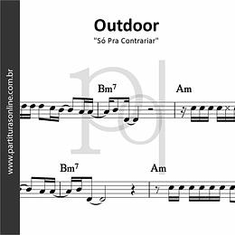 Outdoor | Só Pra Contrariar