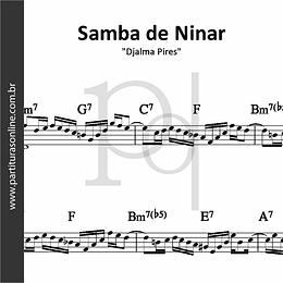 Samba de Ninar | Djalma Pires