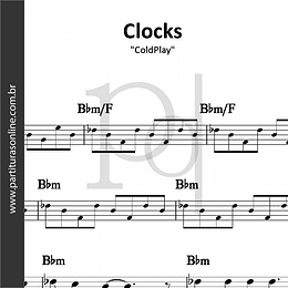 Clocks | ColdPlay
