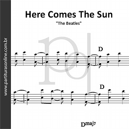 Here Comes The Sun | The Beatles