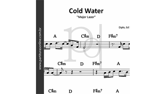 Cold Water | Major Lazer