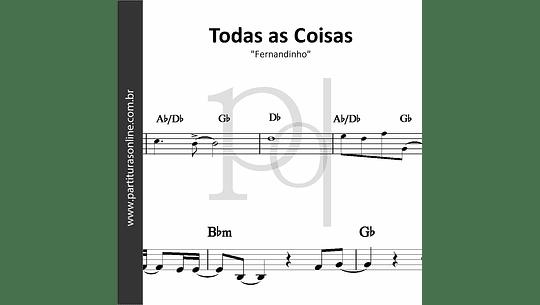 Todas as Coisas | Fernandinho