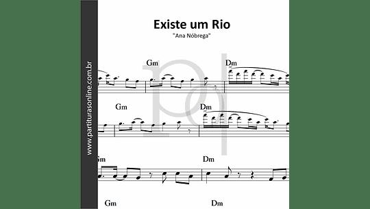 Existe um Rio | Ana Nóbrega