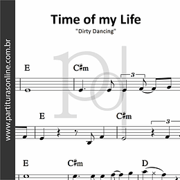Time of my Life | Dirty Dancing