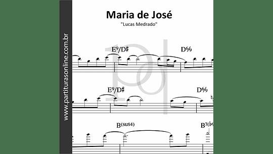 Maria de José | Lucas Medrado